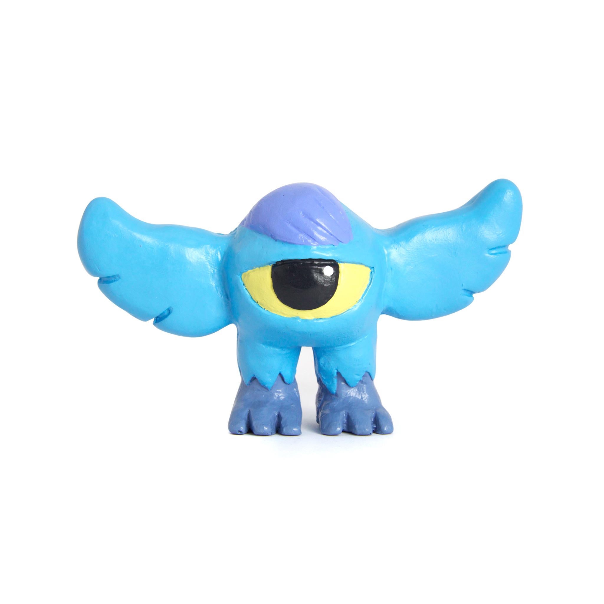 Eyebird Sculpture