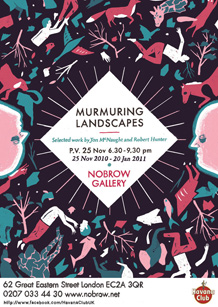 Exhibition: Murmuring Landscapes by Jon McNaught and Rob Hunter