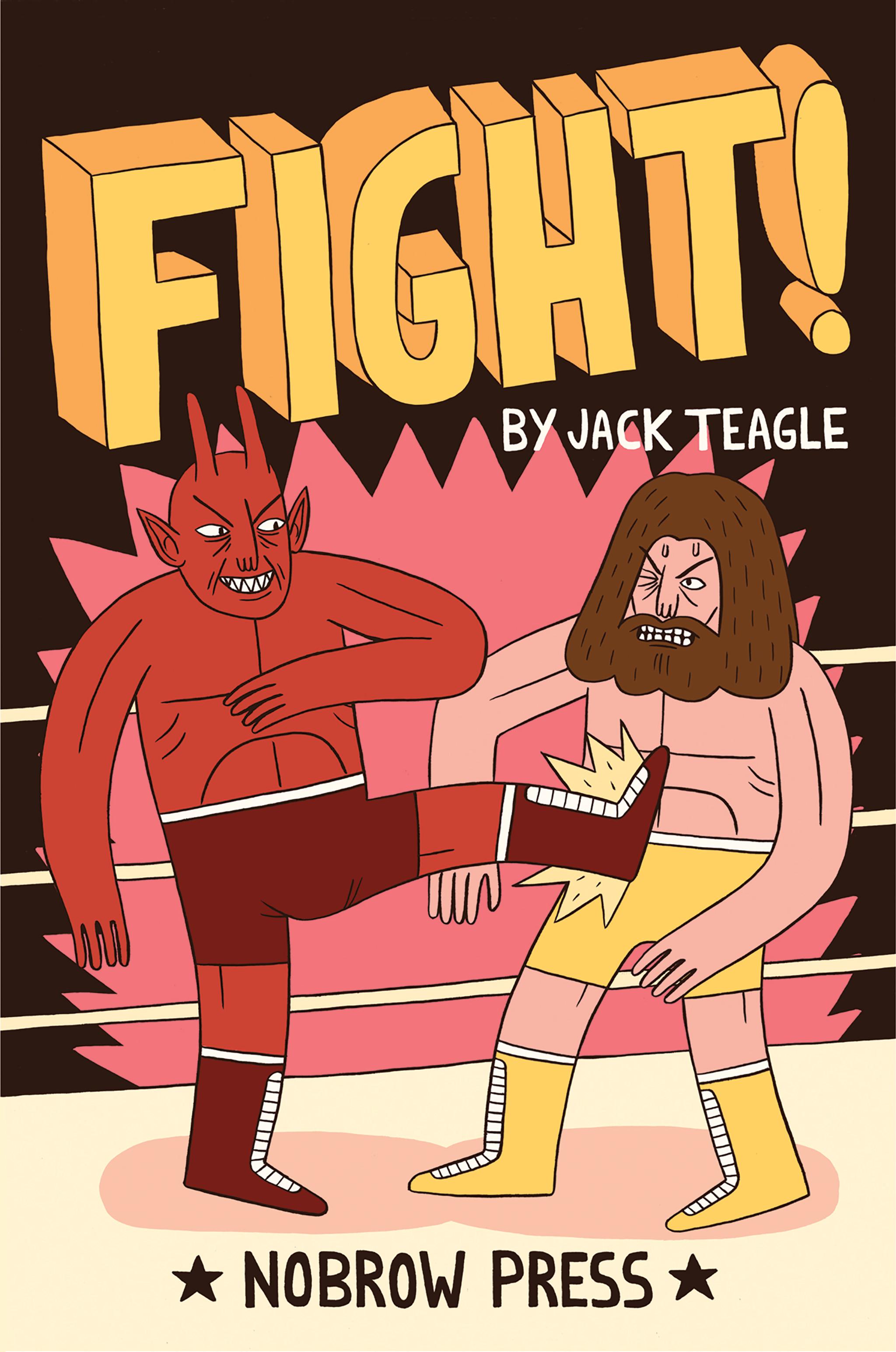 FIGHT! # 1