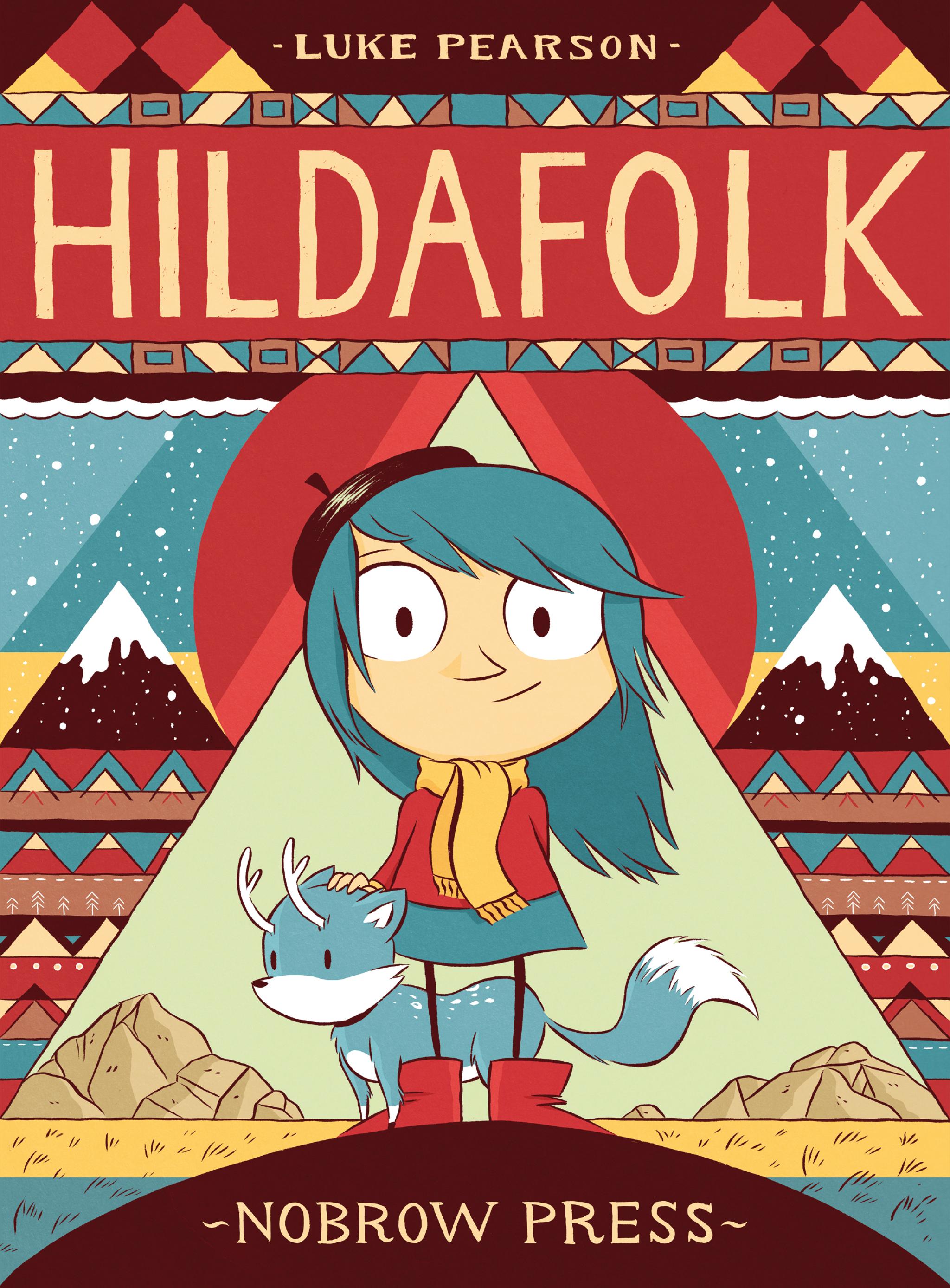 Hildafolk (3rd Edition)
