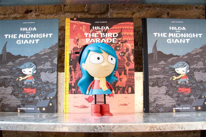Nobrow Press Hilda Figurine