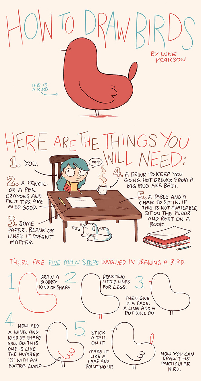 How-to-Draw-Birds-Luke-Pearson-Nobrow