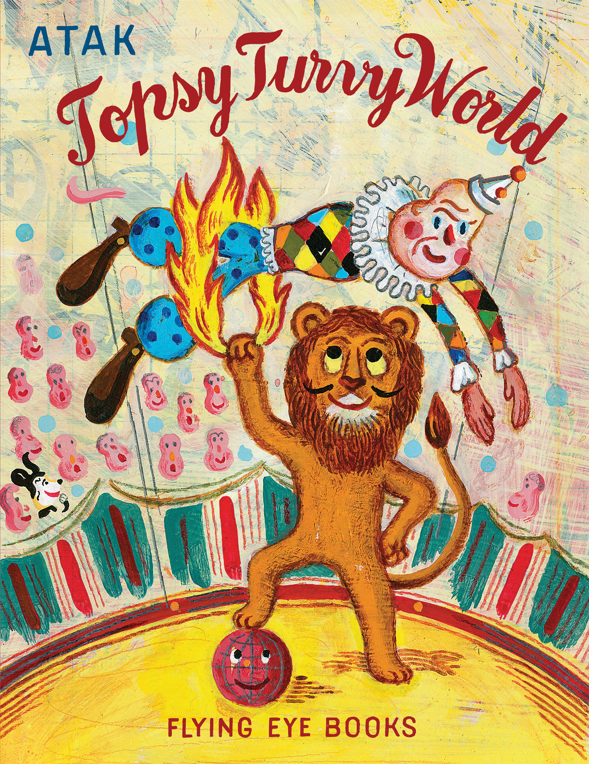 Topsy Turvy World