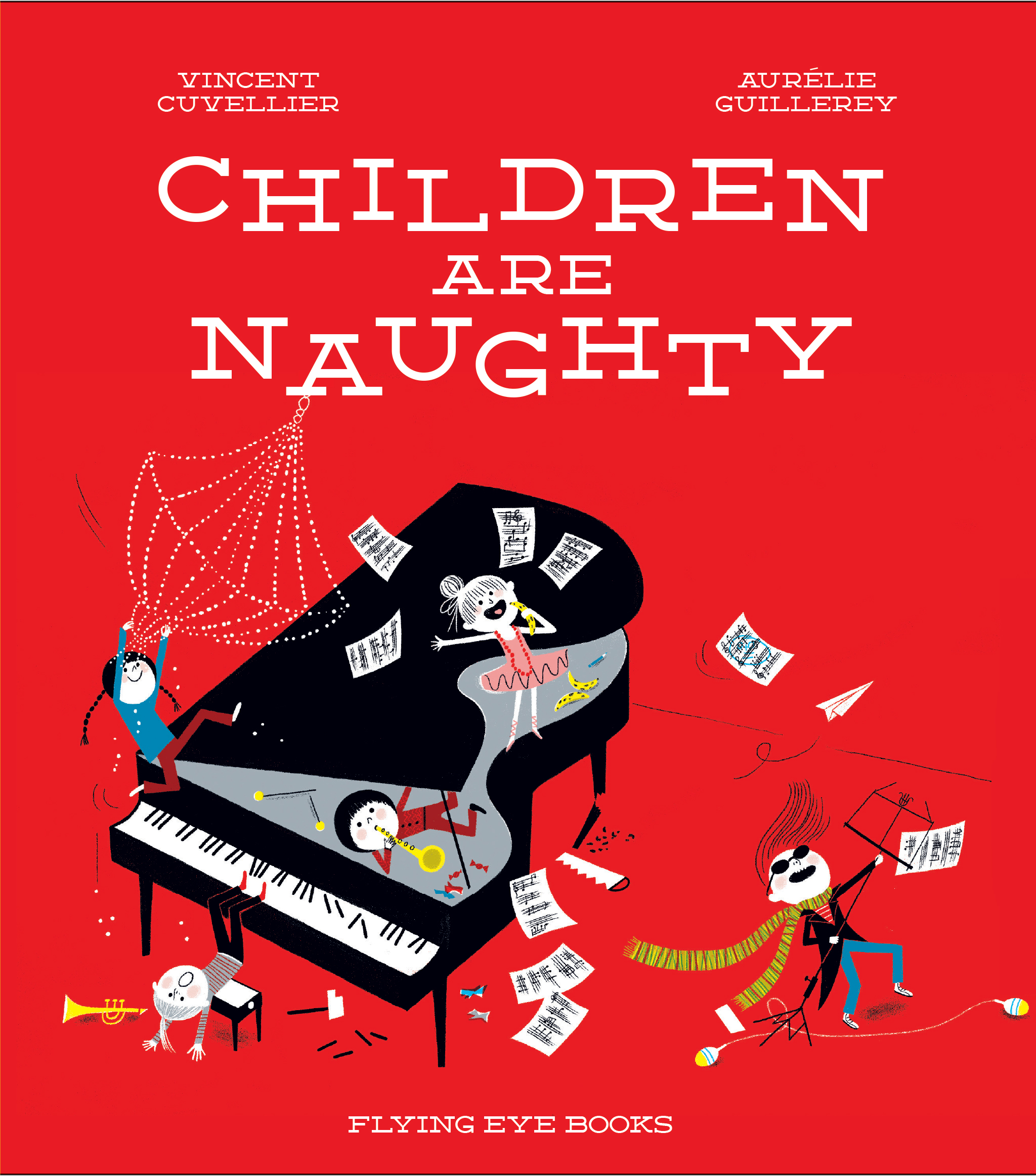 Children Are Naughty
