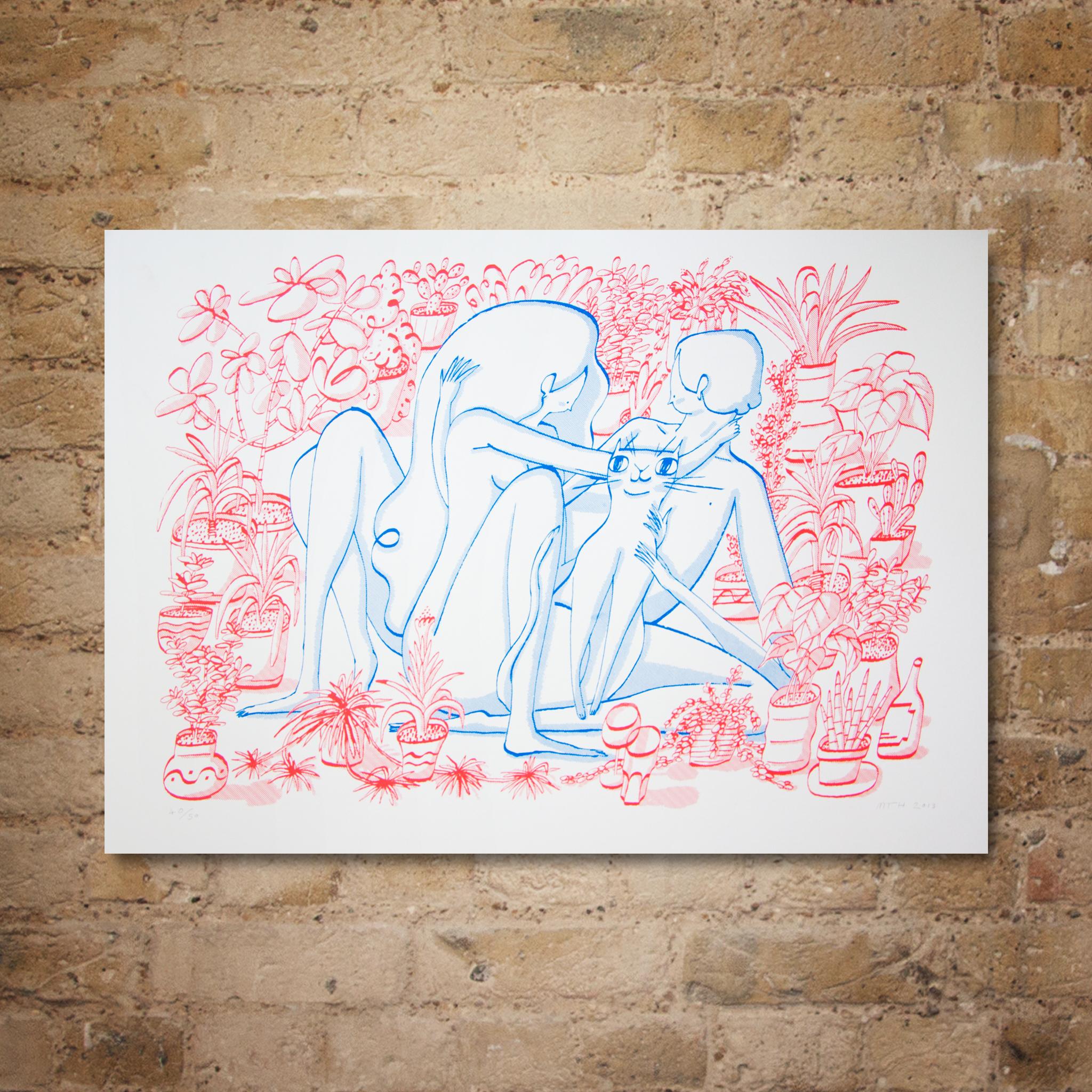 Matthew The Horse ELCAF Print