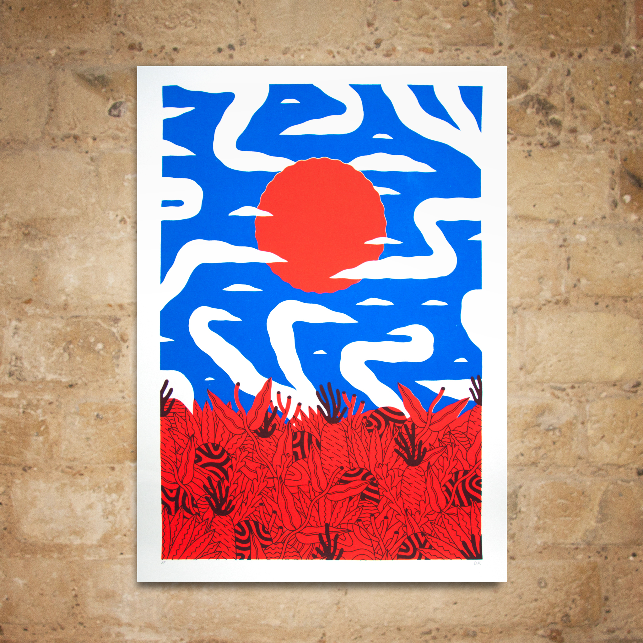 Dominic Kesterton ELCAF Print
