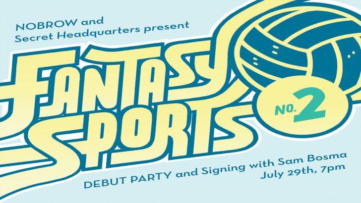 Fantasy Sports 2 Party!
