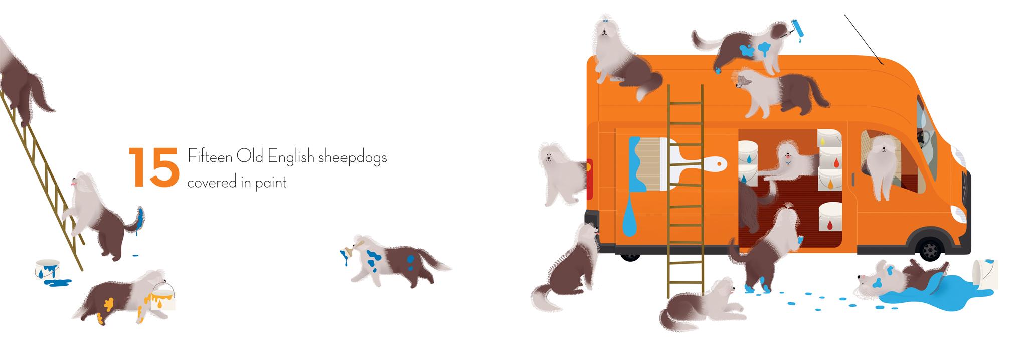 EnglishSheepDogs