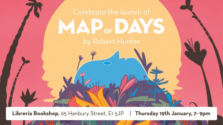 Celebrate the Launch of Map of Days!