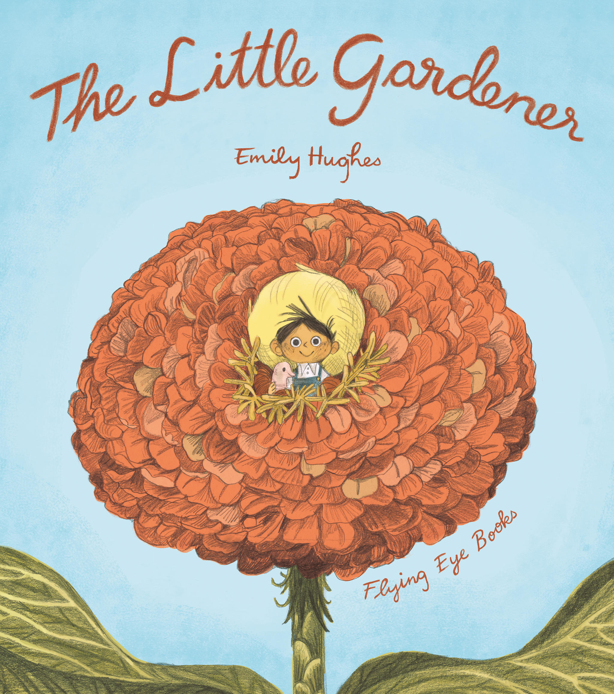 The Little Gardener | Paperback