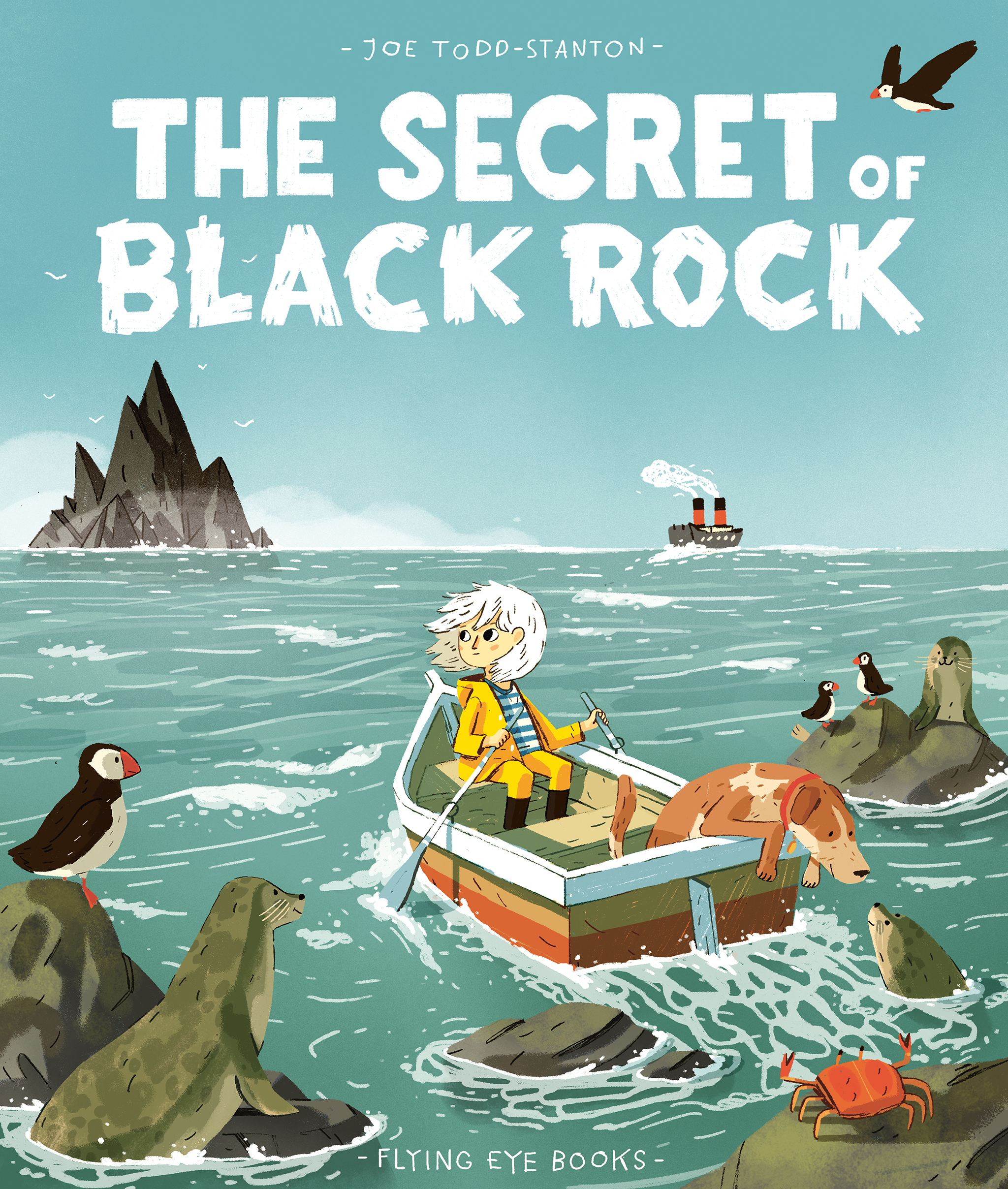 The Secret of Black Rock