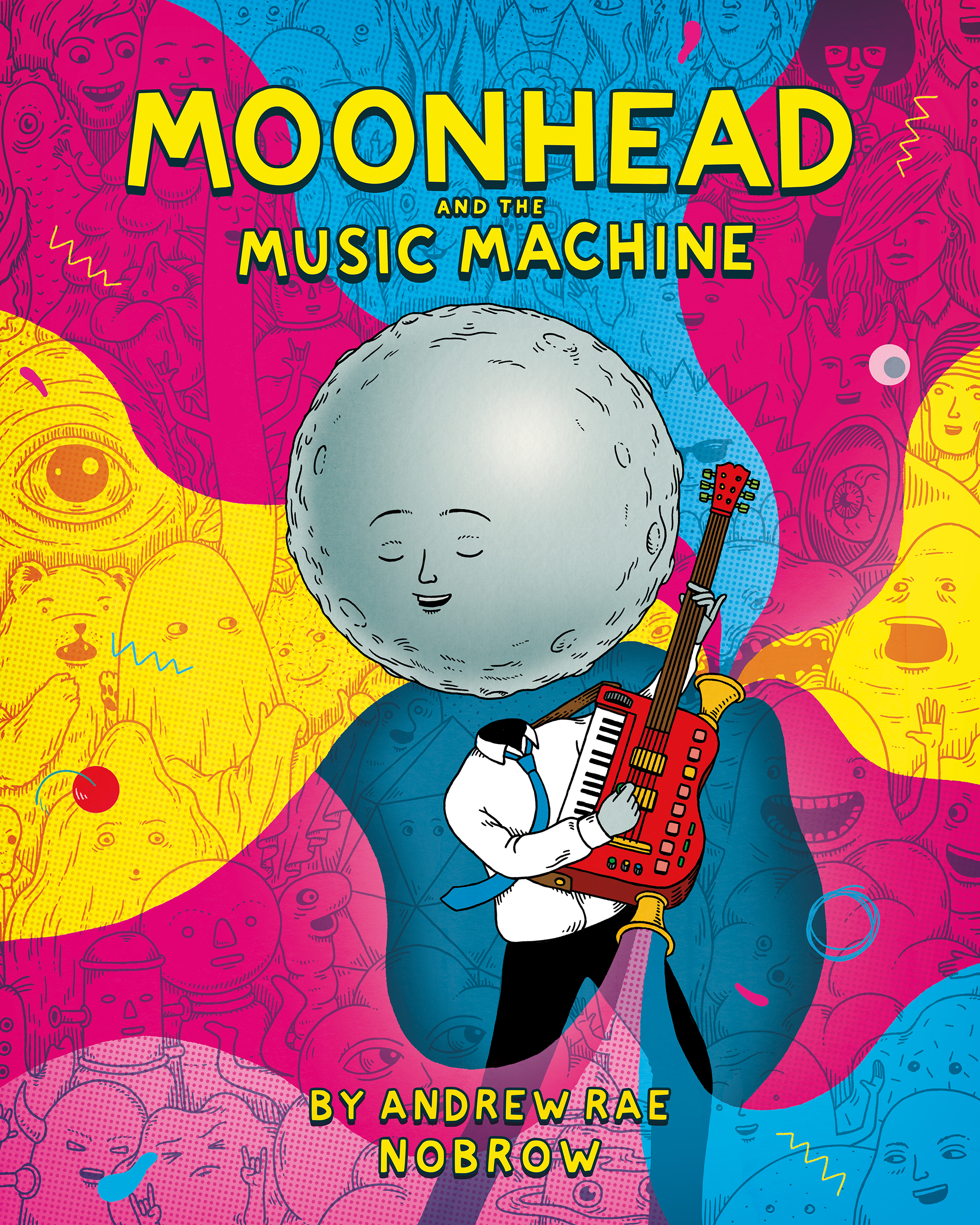 Moonhead and the Music Machine | Paperback