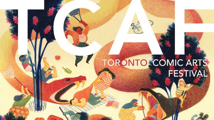 Nobrow is coming to TCAF 2017!