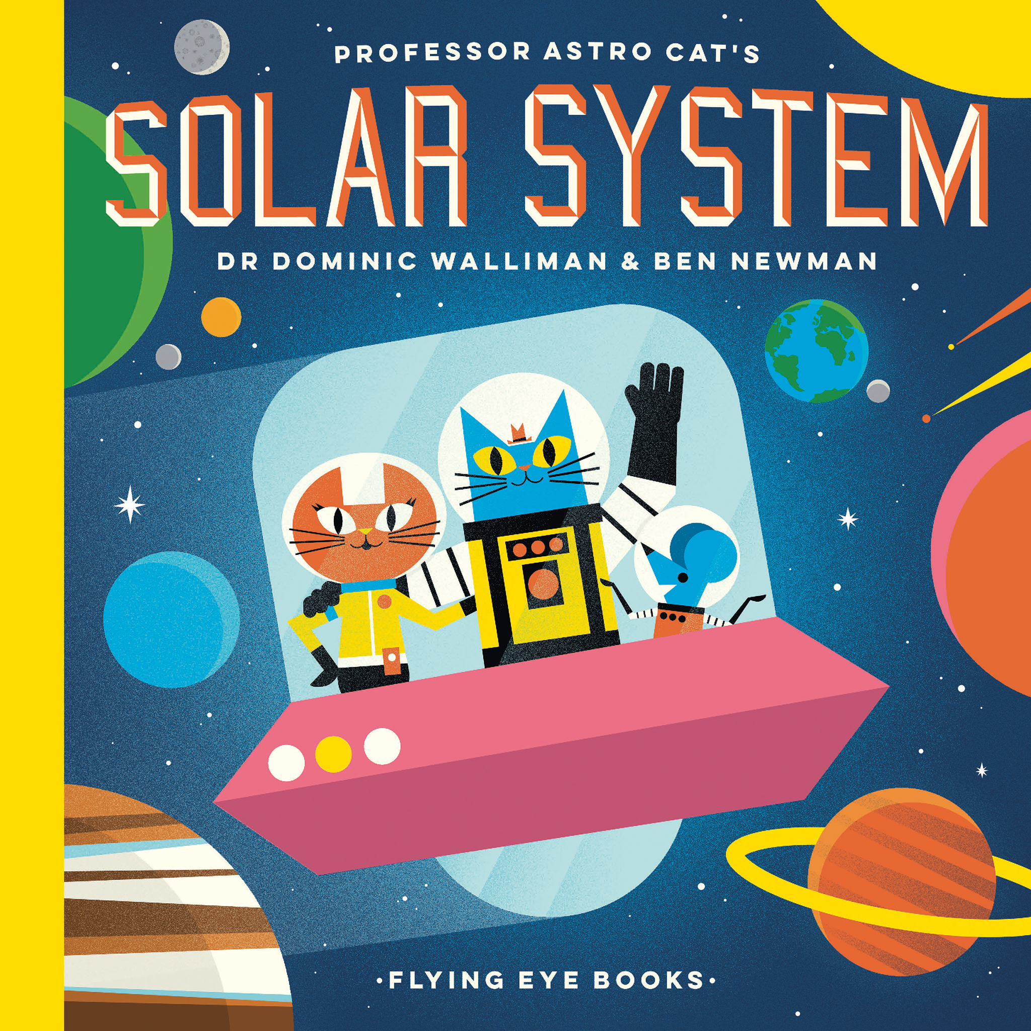 Professor Astro Cat's Solar System
