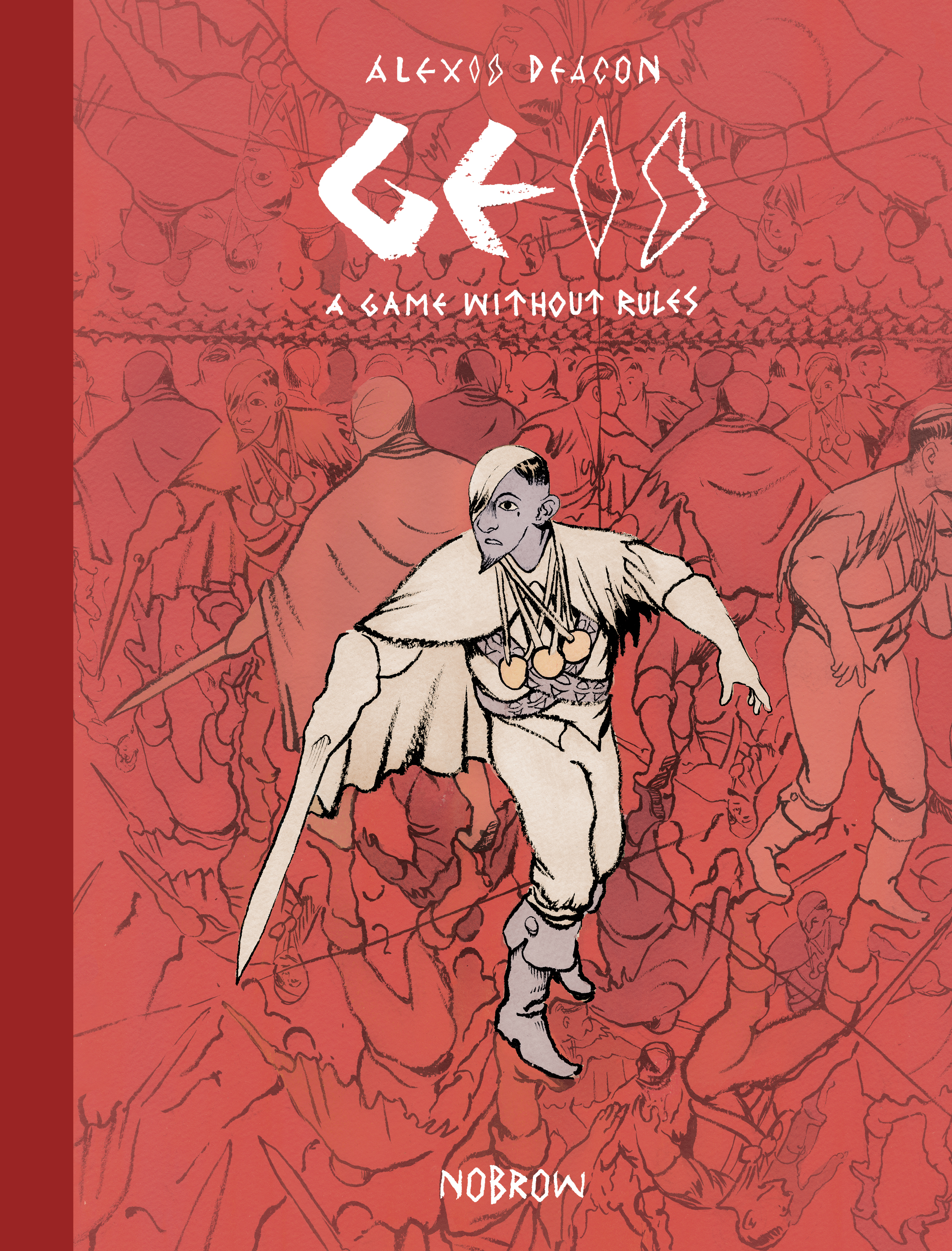 Geis (Vol. 2) : A Game Without Rules