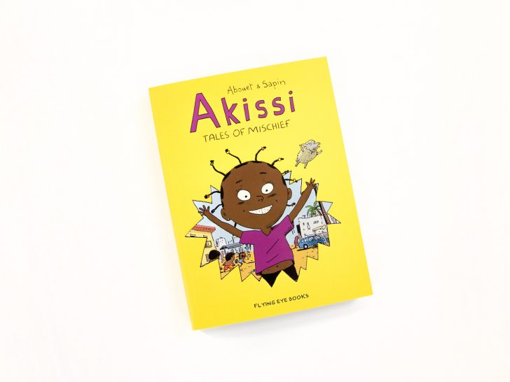 An Interview with the Creators of Akissi : Tales of Mischief