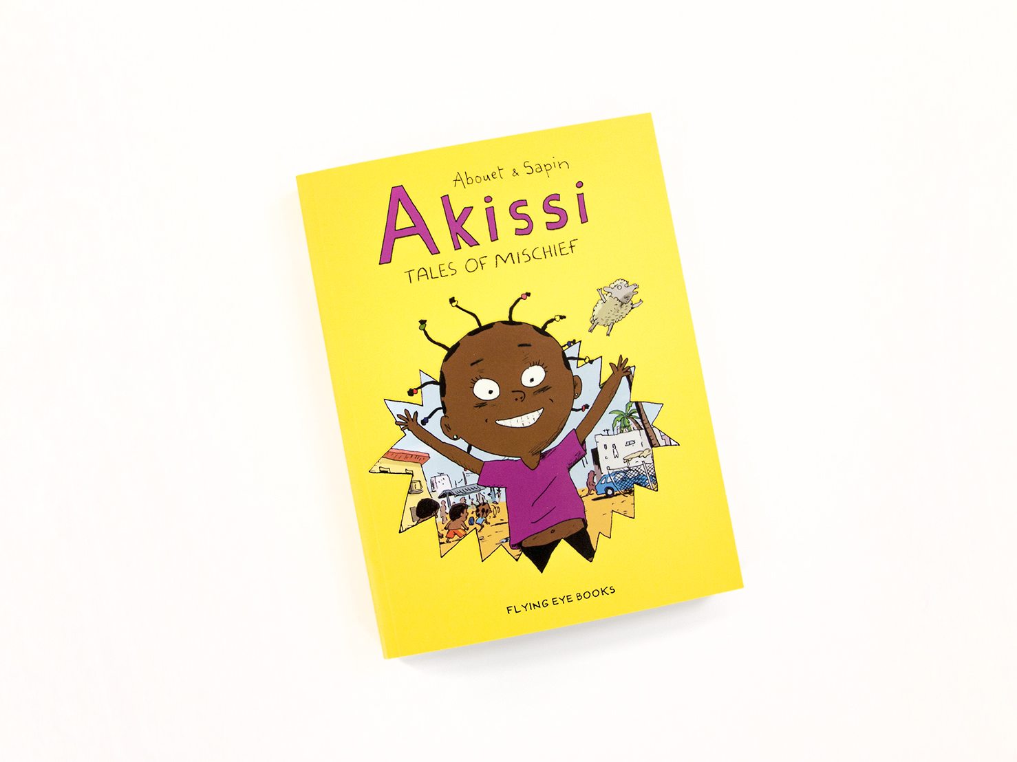 After the success of Aya of Yop City comics, published by Gallimard BD, the  Ivorian author Marguerite Abouet brings back her best childhood memories  with ...