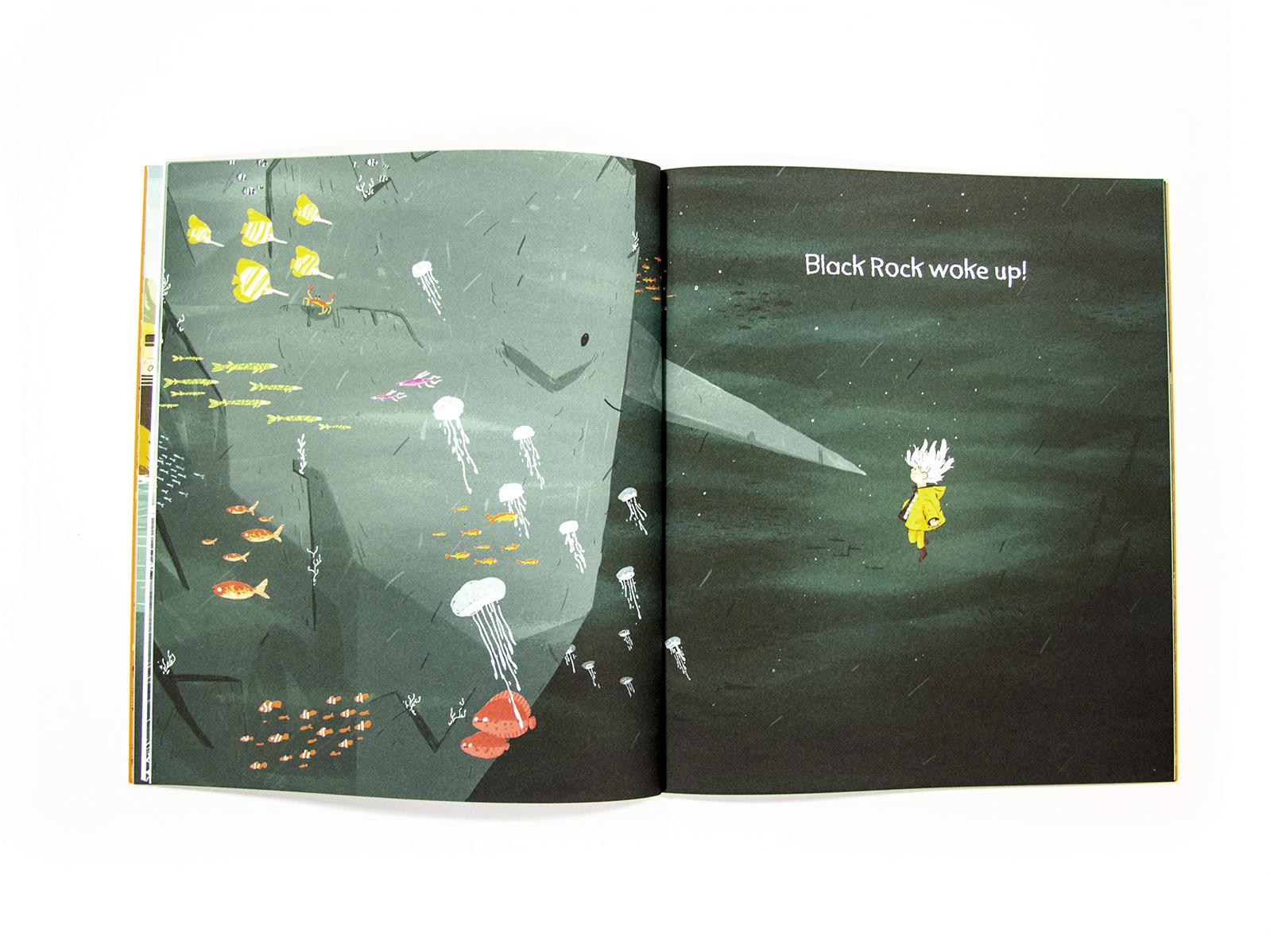 Nobrow Press | The Secret of Black Rock | Paperback