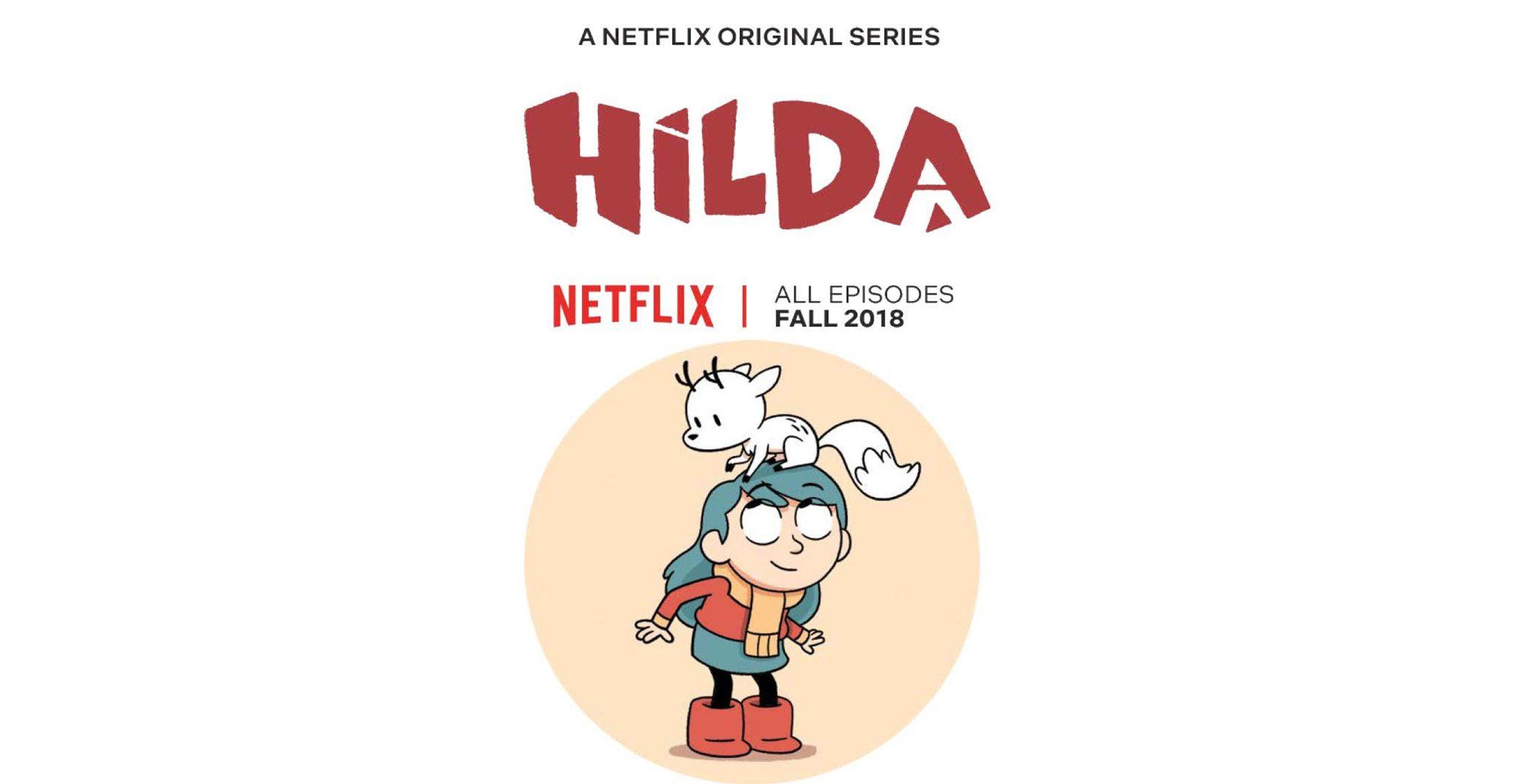 Hilda Temporada 1 Completa espa&ntildeol Latino Vose