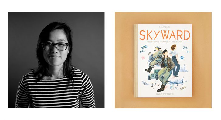 Sally Deng On Skyward, WWII History, and Supportive Parents
