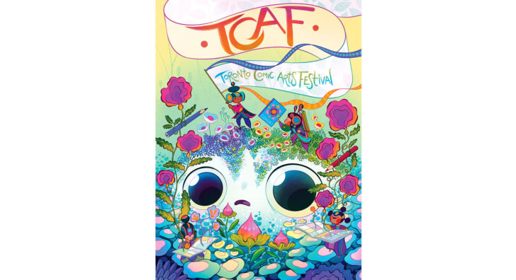 Meet Lorena Alvarez, AJ Dungo, Molly Mendoza, and Jérémie Royer at TCAF!