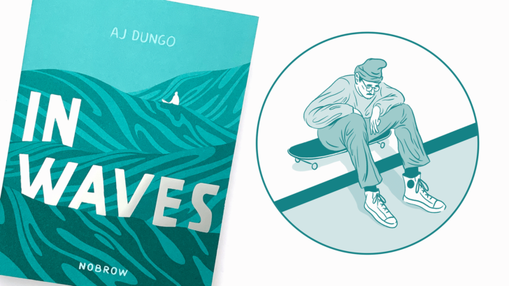 Talking In Waves With AJ Dungo