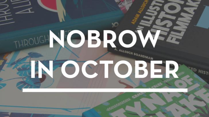 Nobrow in October