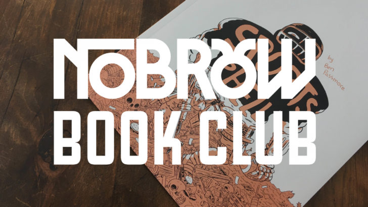 March: Nobrow's Book Club