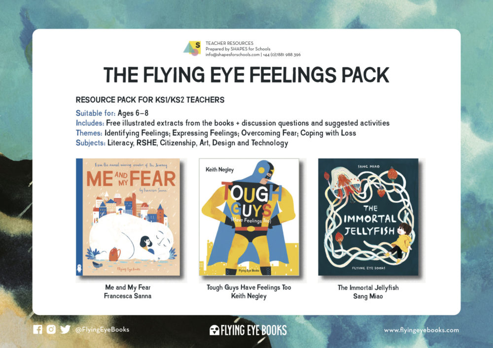The Flying Eye Feelings Resource Pack!