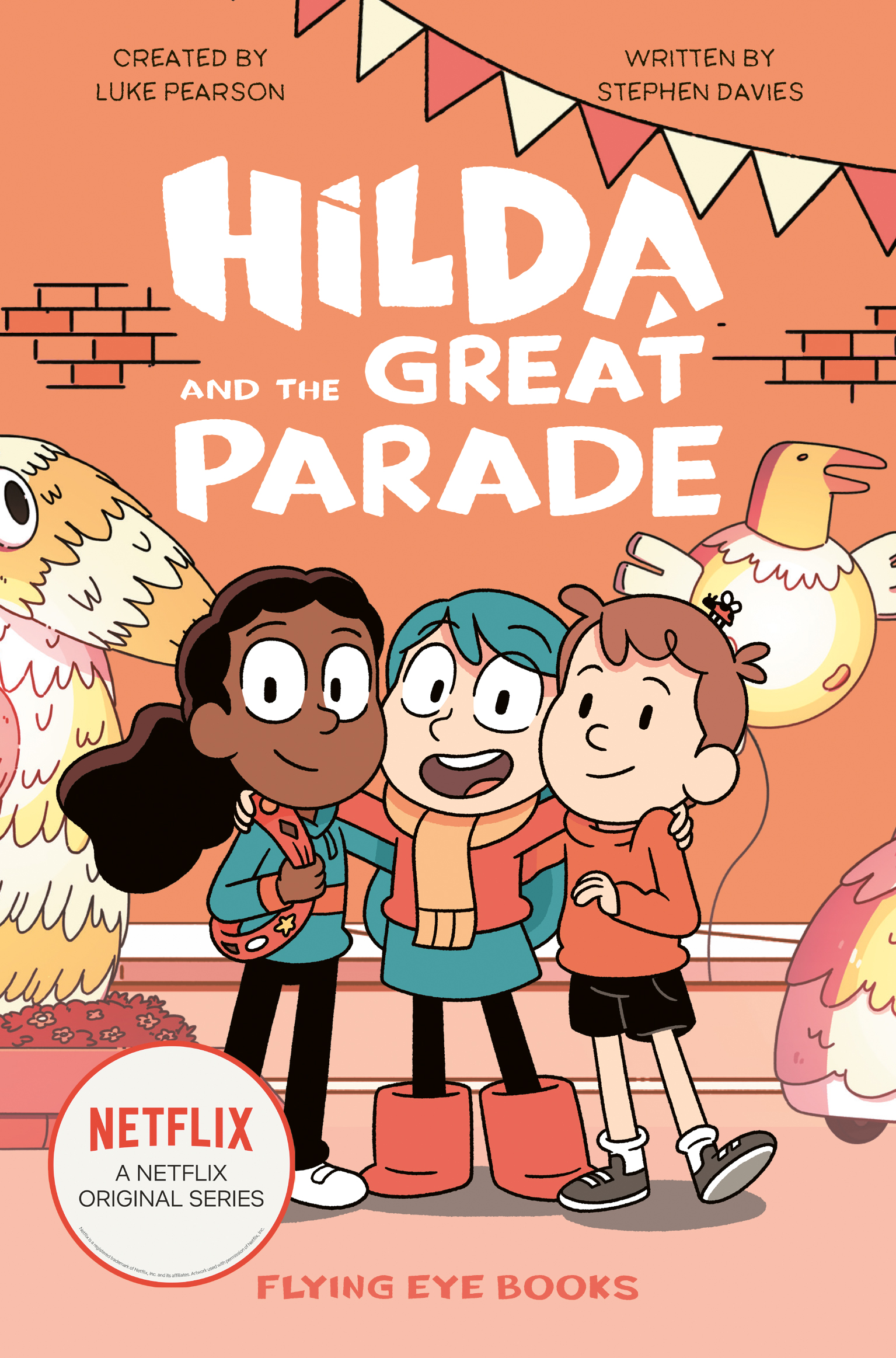 Hilda and The Great Parade