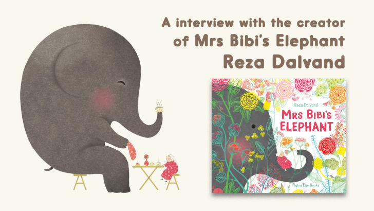 Reza Dalvand on Mrs Bibi's Elephant