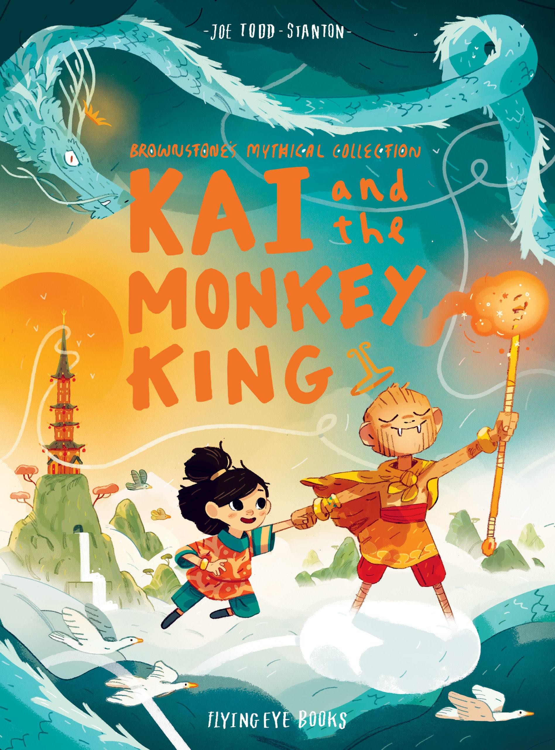 Kai and the Monkey King Paperback