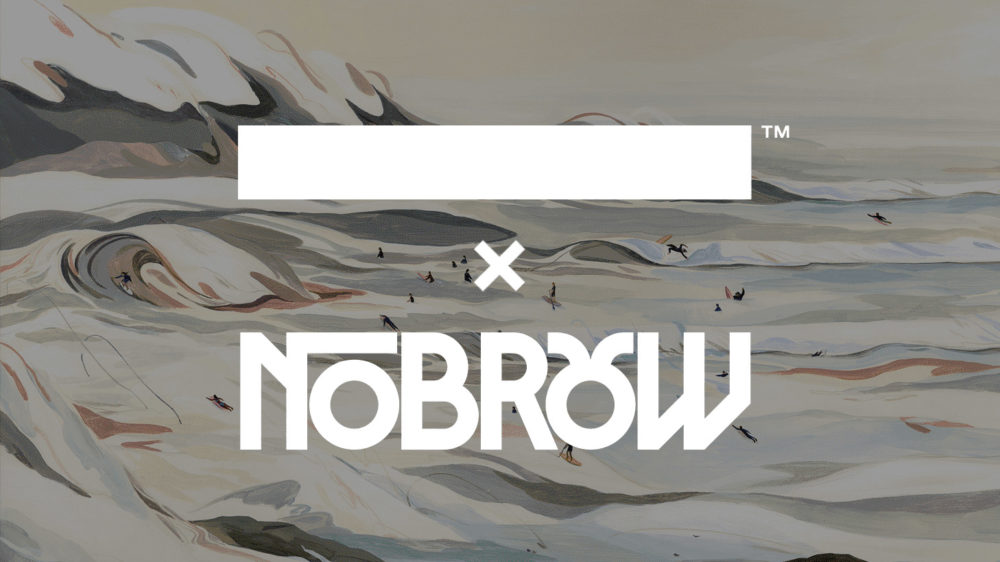 Nobrow X Something Spaces New Browser Tab