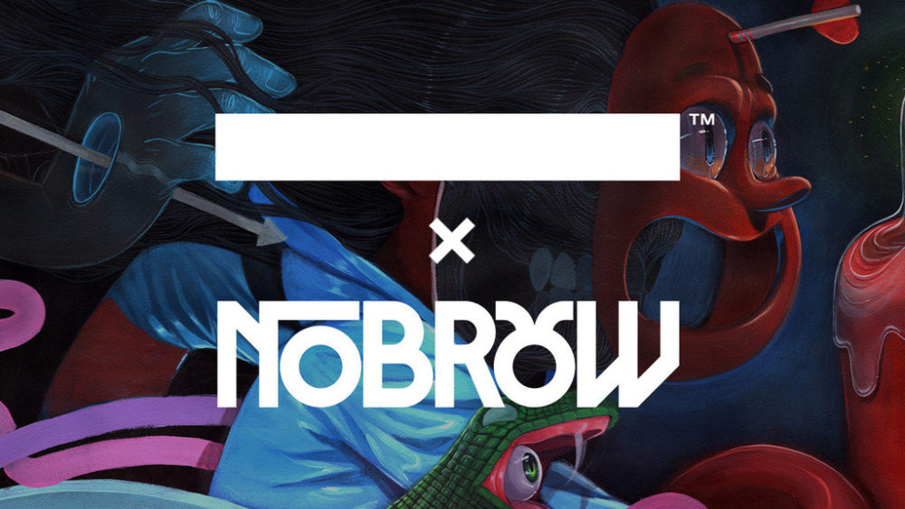 Nobrow X Something Spaces | Spotlight on Tyrell Waiters